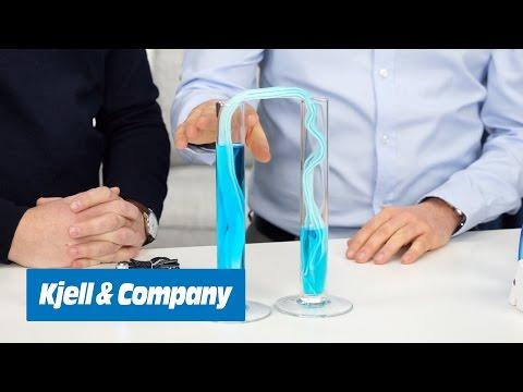 Kjell-TV - Vad är spänning, ström och resistans? (Hur funkar det?)