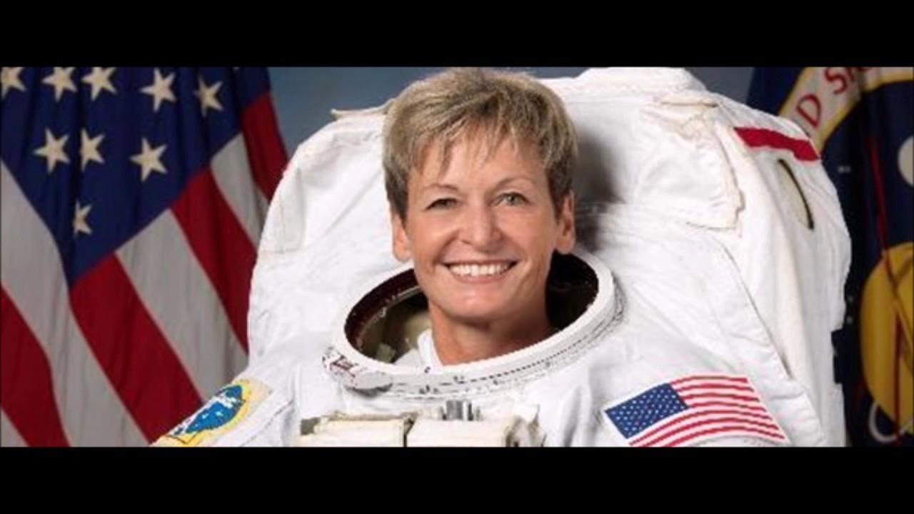 longest female astronaut in space - photo #9