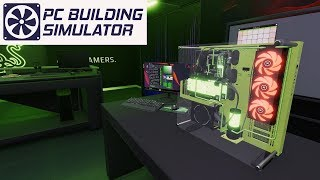 This Gaming PC Belongs In A MUSEUM | PC Building Simulator