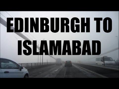 PAKISTAN VLOG 1   EDINBURGH TO ISLAMABAD
