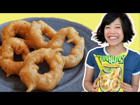 Fried Funyuns &