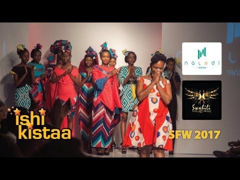 Swahili Fashion Week 2017 Naledi Fashion Tanzania Youtube