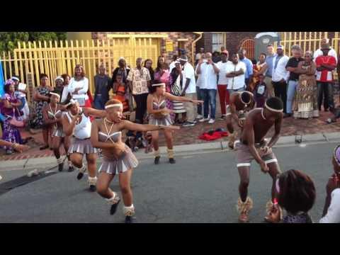 Tswana Traditional Dance