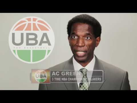 AC Green talks about joining the UBA as Director of Sports