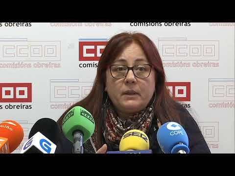 CCOO, UGT e CSIF convocan folga xeral en Correos  17-10-2018