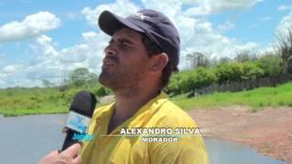 Açude muda a realidade dos criadores na Comunidade do Teixeira