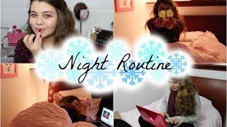 TAG: Rutina de Noche en Vacaciones!! (Night Routine) - Maqui015 ♥