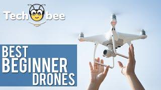 TOP 5: Best Drones For Beginners for 2018  - Tech Bee 🐝