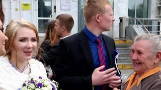 Свадебный фильм Дмитрий и Виолетта