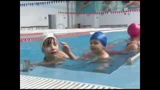 Бесплатное обучение детей плаванию