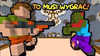 JAK PRZETRWAC APOKALIPSĘ   Minecraft Build Battle