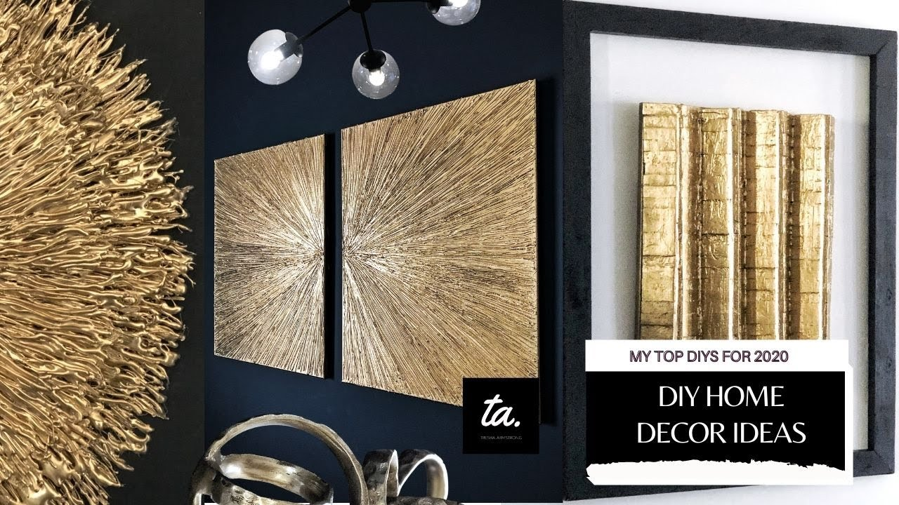 Download My Top Home Decor DIYs for 2020 You Should Try