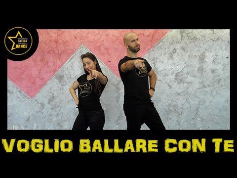 Baby K - Voglio ballare con te | BALLI DI GRUPPO 2017 | Andrea Stella Choreo Dance