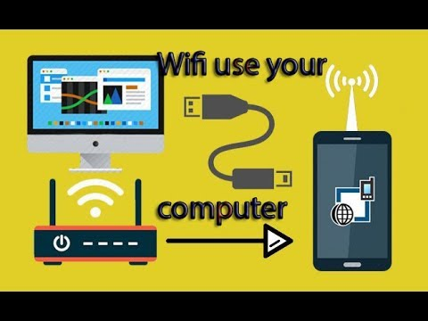 PDANET How to tether via usb wifi or data connection to pc free!! Wifi  connect your Pc( PdaNet+ )