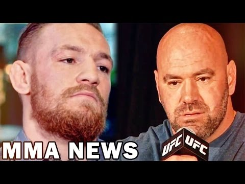 Conor McGregor Not Too Excited About Aldo...