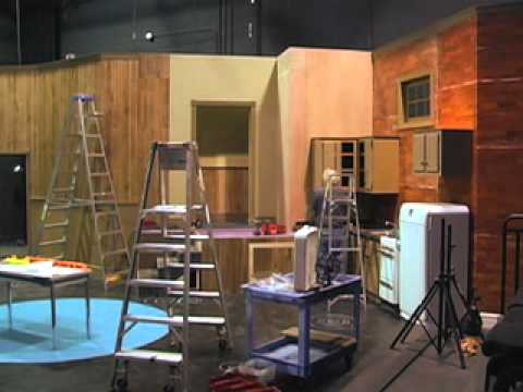 Theater Set Design - YouTube
