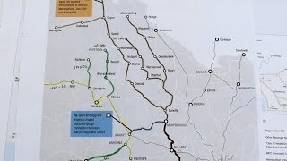 Murray Basin Rail conversion to Standard Gauge Victoria Australia Video 2015