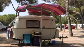 Dies de camping, emitido en TV3 - capítulo 6, campings de Barcelona