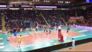 Modena-Piacenza Serie A1 Volleyball1487934632