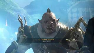 Middle Earth Shadow of War ATO 2 PARTE 5