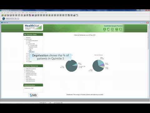 HealthStat 4. Analyses on Your Site
