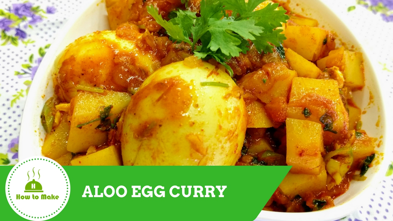 how to make egg curry video