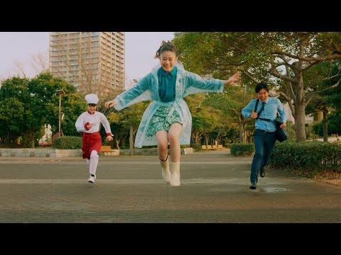 高畑充希、少女から大人に変身 かんぽ生命企業広告「子どもたちが見ているこの国の未来」篇