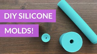 How To Make Silicone Molds For Resin Casting