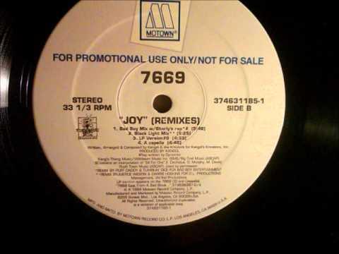 7669 - Joy (Bad Boy Mix)
