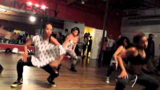 "BEYONCE x ""PARTITION"" x Kenya Clay Choreography"