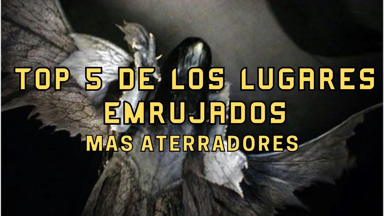 TOP 5 DE LOS LUGARES EMRUJADOS MAS ATERRADORES vol.15 l Pasillo Infinito