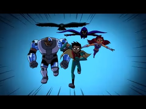 Teen Titans Vs. Cinderblock # Teen Titans