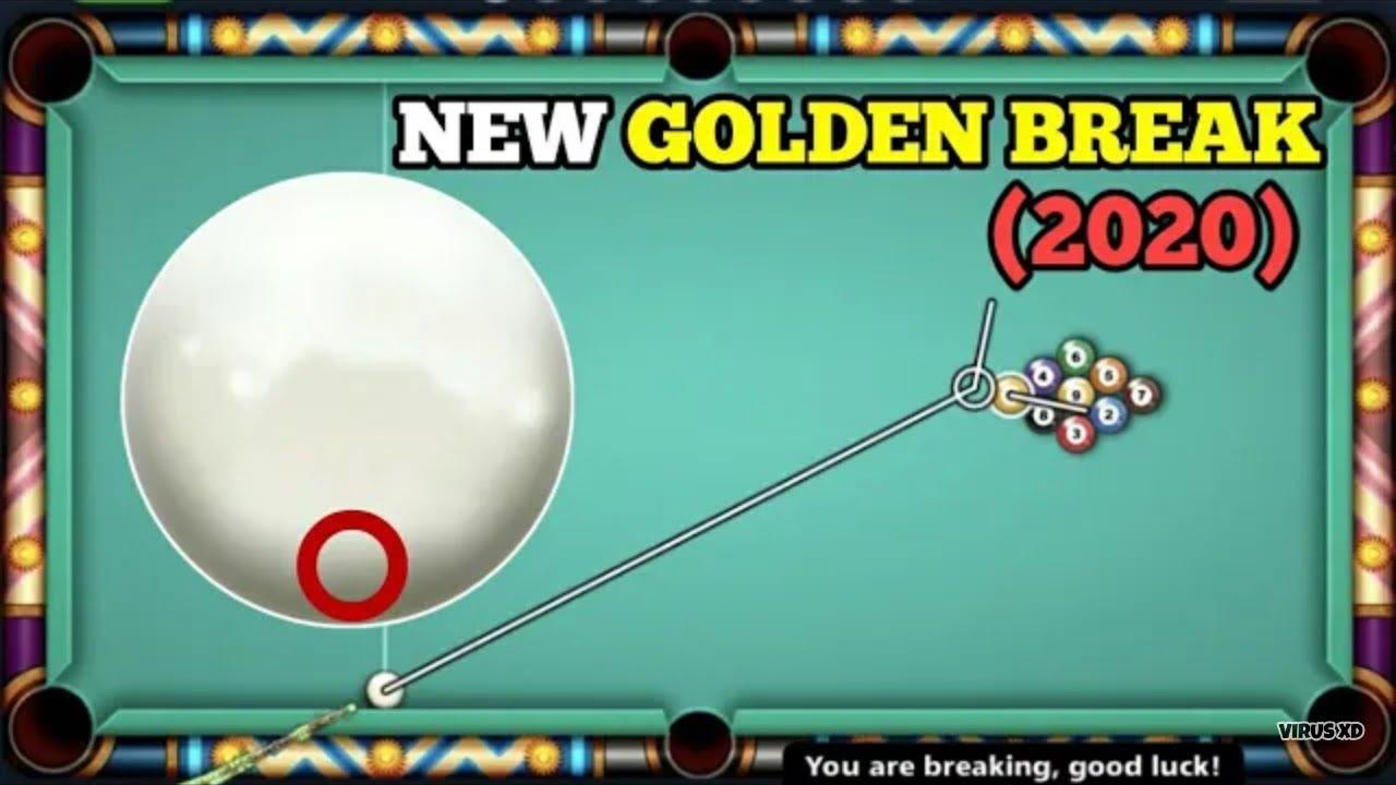 9 Ball Pool GOLDEN BREAK NEW - Winning In 1 Shot -2020