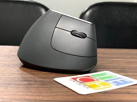 ¿Qué tan difícil es cambiar su mouse tradicional por un MX VERTICAL de Logitech?   TECHcetera