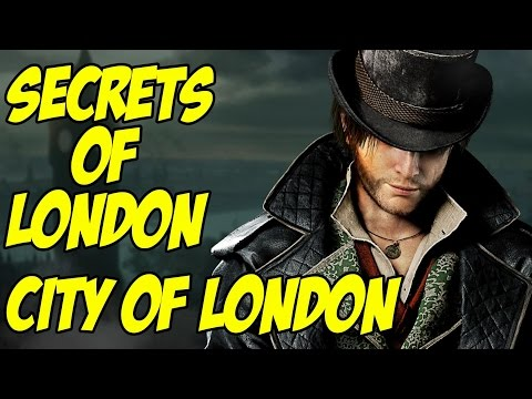 Assassins Creed Syndicate City Of London Music Box Collectibles Secrets of London Music