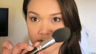 Get Ready with me: Embryolisse + Dior + YSL Youth Liberator Serum Foundation et al. Thumbnail