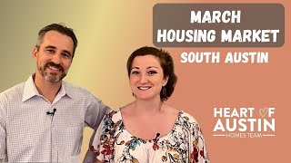 Austin Housing Market Update   March Stats in April 2021   Austin vs South Austin