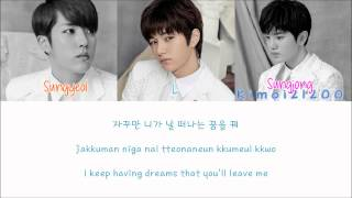 Infinite-F - I'm Going Crazy (????) [Hangul/Romanization/English] Color & Picture Coded HD MP3