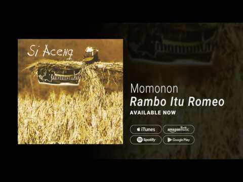 MOMONON - RAMBO ITU ROMEO (Official Audio)