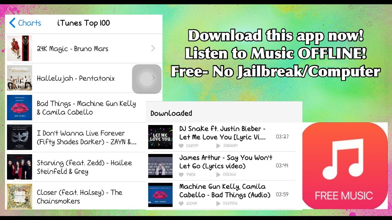 Free music download & mp3 music song downloader apk for pc win&mac.