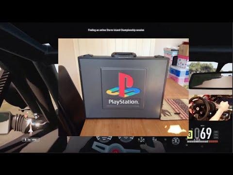Forza Horizon 2 Storm Island LP Ep6 Lizard Squad Attacks-Console Rentals w/Wheel