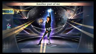 Michael Jackson The Experience Another Part Of Me PS3 FULL HD