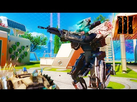 Black Ops 3 Free For All Destruction - Call Of Duty BO3 Live
