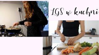 LGS w kuchni | planowanie posiłków, less waste