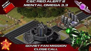 Mental Omega 3.3.3 for C&C Red Alert 2 Yuri's Revenge, Soviet Fan M...