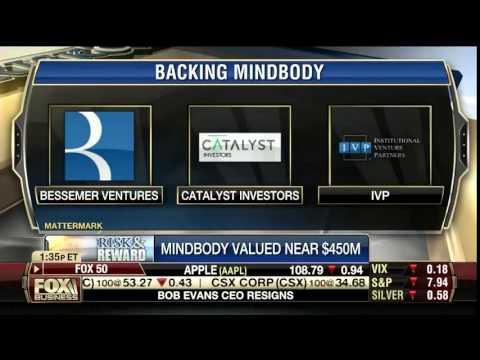 FOX Risk & Reward: MINDBODY CEO on 2015 Best Places to Work