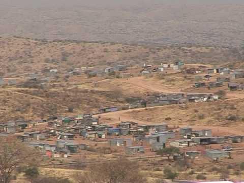 Windhoek bucks the shanty trend