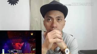 KZ Tandingan Reaction Chinese Song.( Naluha lang naman).