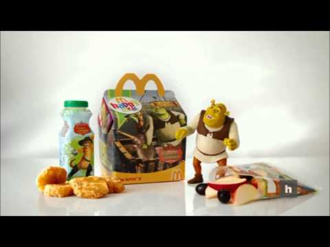 Some Fun Some Food It's All Inside This Happy meal