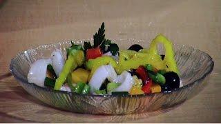 """insalata Di Mare (seafood Salad)"" - Mariola's Italian Kitchen - Episode 10"